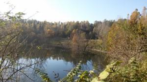 lago parco degli aironi